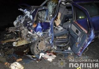Два життя забрала ДТП на автодорозі біля Ладижина