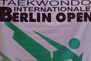 Паратхеквондисти  із Вінниччини блискуче виступили на турнірі у Берліні