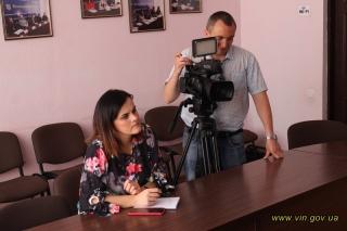 Діабет не перешкода: у рамках проекту на Вінниччині виготовлять просвітницькі відеоролики