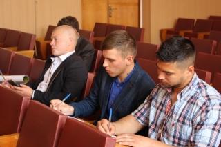 У Гайсині відбулись навчання в рамках проекту «Село. Кроки до розвитку»