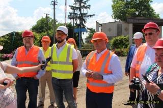 Біля Тростянця компанія «Дакса Бунге Україна» будує завод з переробки кукурудзи