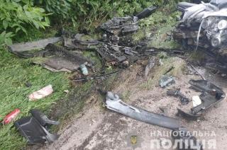Автотроща у Тростянецькому районі: поліція розслідує смертельну ДТП