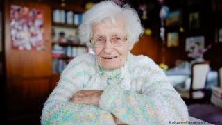 100-літня німецька пенсіонерка пройшла в депутати