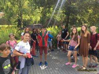 Із Польщі до Вінниці із відпочинку повернулися діти учасників АТО/ООС
