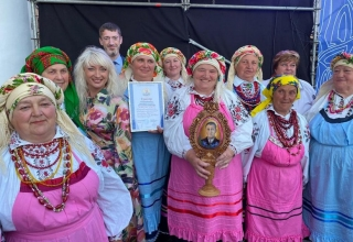 У червні місто Гайсин на день стало фольклорною столицею України