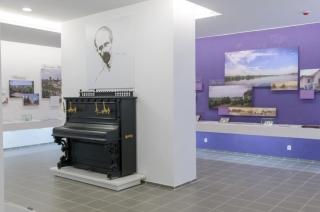 Піаніно і килим Миколи Леонтовича відреставрують за кошти гранту посольства США