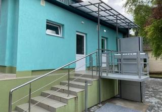 У Бершадській лікарні відкрили відремонтоване і модернізоване приймальне відділення