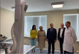 У Гайсинській лікарні реконструйовано приймальне відділення та закуплено новітнє обладнання