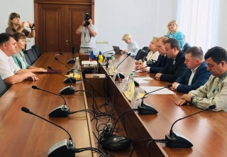 Поглиблення співпраці між Вінниччиною і Сороцьким районом Молдови обговорили в облдержадміністрації