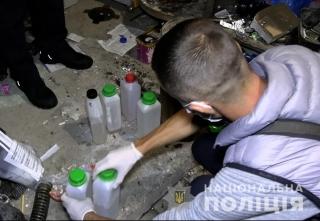 Поліція повідомила подробиці затримання у Ладижині організованого злочинного угруповання